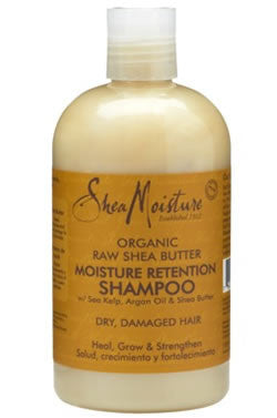 Shea Moisture Raw Shea Butter Moisture Retention Shampoo 12oz