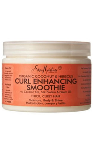 Shea Moisture Coconut & Hibiscus Curl Enhancing Smoothie 12oz
