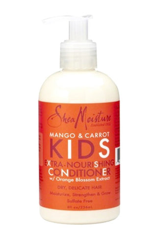 Shea Moisture Mango & Carrot Kids Extra-Nourishing Conditioner 8oz