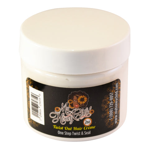 My Honey Child Twist Out Hair Creme 2oz