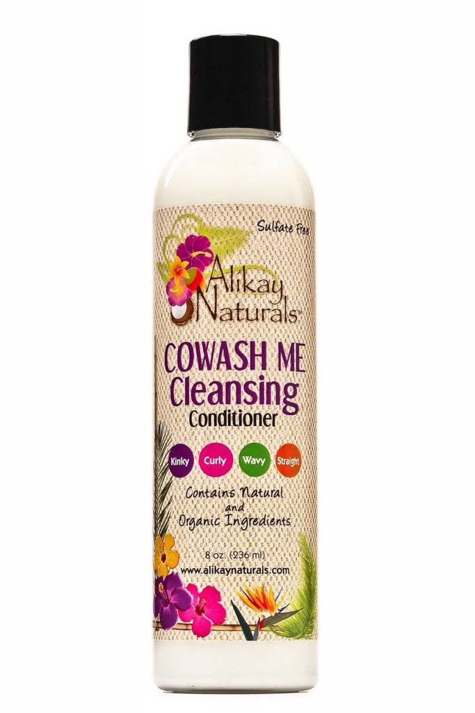 Alikay Naturals Co-wash Me Cleansing Conditioner 8oz