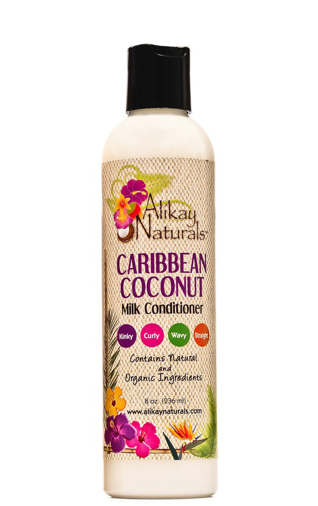 Alikay Naturals Caribbean Coconut Milk Conditioner 8oz