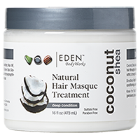 EDEN BodyWorks Coconut Shea Hair Masque 16oz