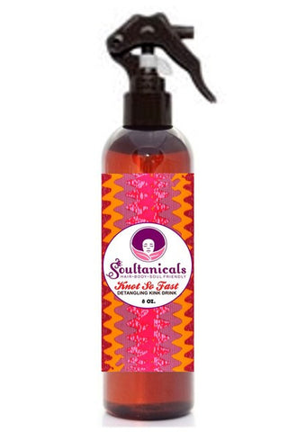 Soultanicals Knot So Fast - Detangling Kink Drink 8oz