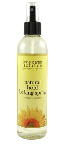 Jane Carter Solution Natural Hold Locking Spray 8oz