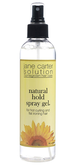 Jane Carter Solution Natural Hold Spray Gel 8oz