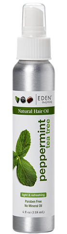 EDEN BodyWorks Peppermint Tea Tree Hair Oil 4oz