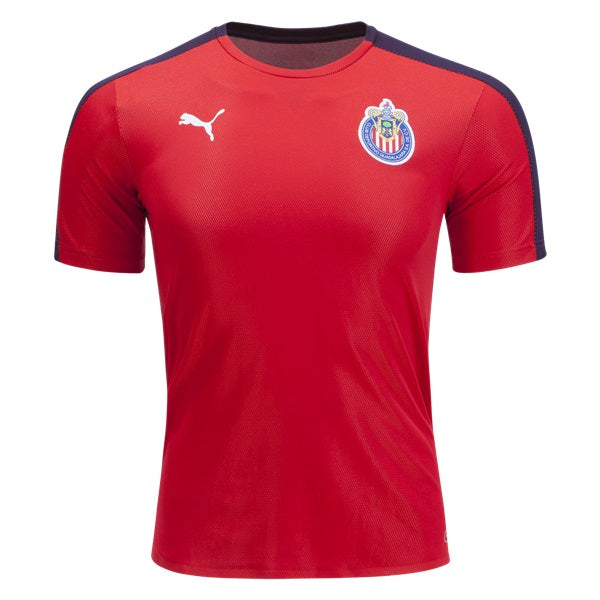 PUMA CHIVAS PRE-MATCH TRAINING JERSEY 18/19 (RED)