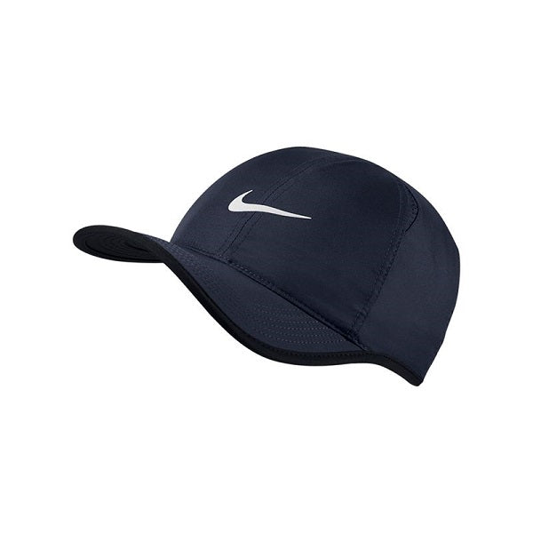07f6458bcf6 ... best price nike feather light running hat navy soccer wearhouse a35be  c4160