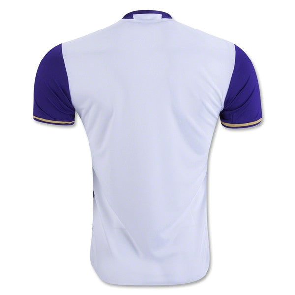 new york c7bb7 4acd3 adidas Orlando City 2015 Away Soccer Jersey (Purple/White)