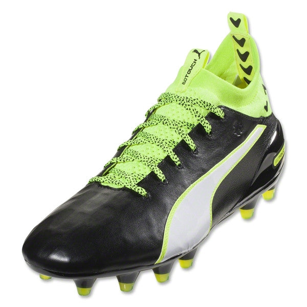 Puma evoTouch 1 FG (Black/White/Safety Yellow)