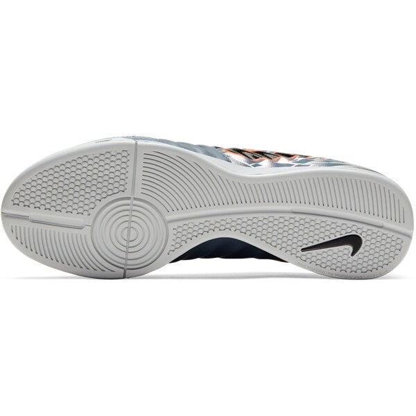 promo code 36117 e9615 Nike Tiempo Legend X VII Academy IC Indoor Soccer Shoes (Blue Armory)