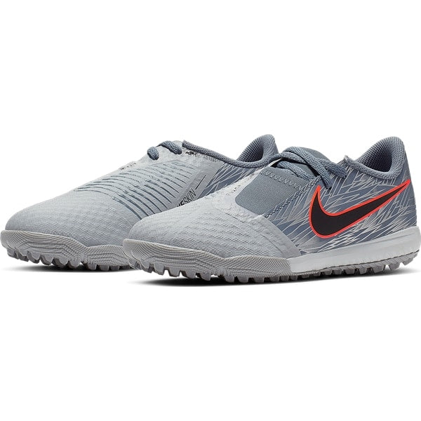 fa43024dc141 Nike Youth Phantom Venom Academy TF Artificial Turf Soccer Shoes (Armory  Blue/Wolfe Grey