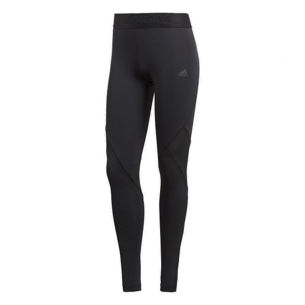 adidas Womens Alphaskin Leggings (Black)