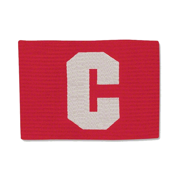 Captains Armband European (Red)