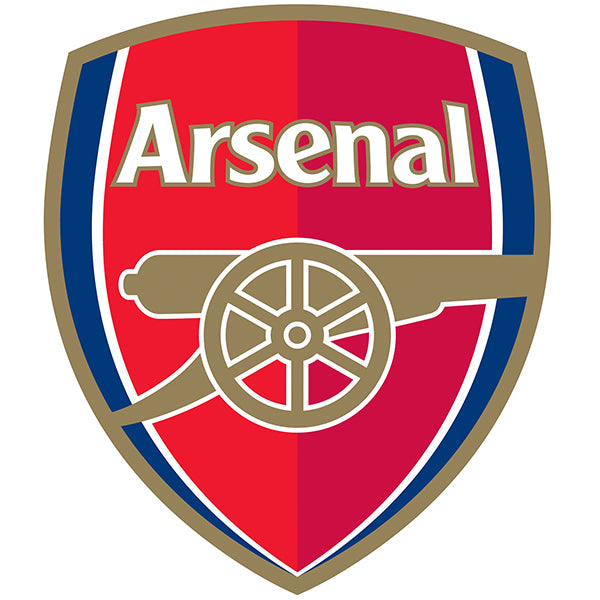 Arsenal FC Decal (4x4 inches)
