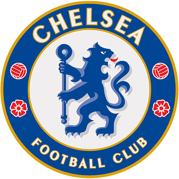 Chelsea FC Decal (4x4 inches)