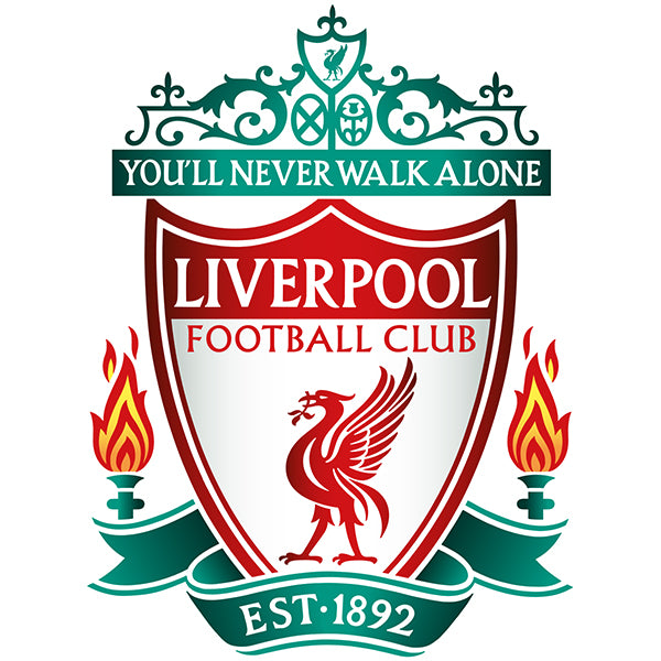 Liverpool FC Decal (4x4 inches)