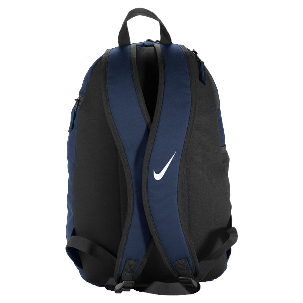 18f37c244ab04 Nike Academy Team Soccer Backpack (Navy) – Soccer Wearhouse