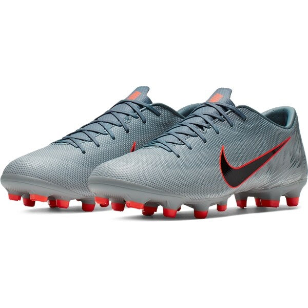 5e3ee9171 Nike Mercurial Vapor XII Academy FG MG Soccer Cleats (Armory Blue  Wolf Grey