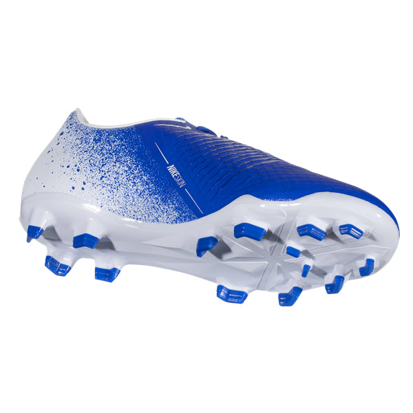 really cheap amazing selection fast delivery Nike Phantom Venom Academy FG Firm Ground Soccer Cleats (Racer Blue/White)