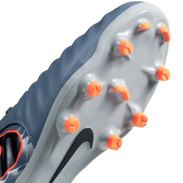 cheap for discount 42cd6 0b556 Nike Tiempo Legend VII Academy FG Soccer Cleat (Armory Blue/Wolf Grey)