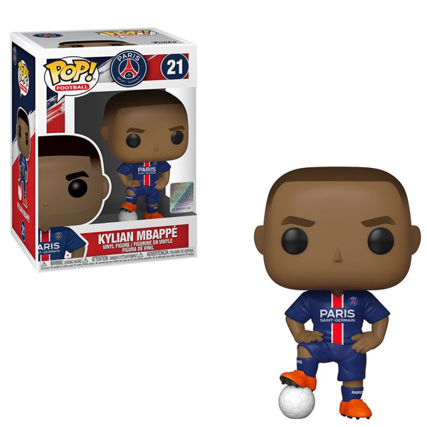 Paris Saint-Garmain Kylian Mbappe Funko Pop Figure