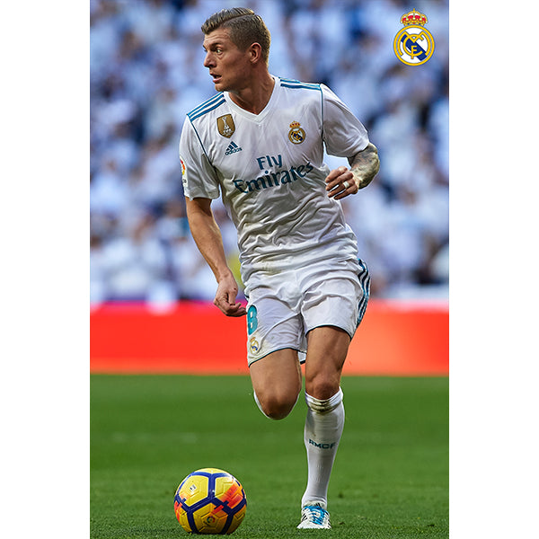 Real Madrid Kroos Poster
