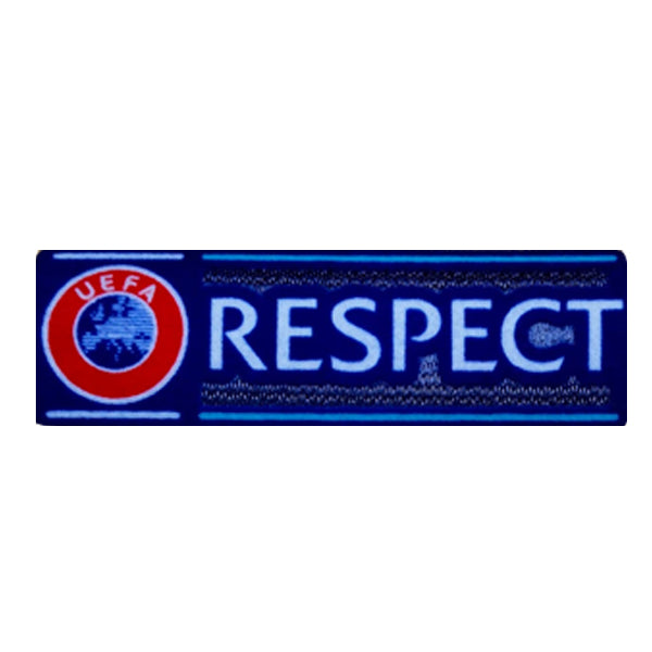 UEFA Champions League Respect Patch (Blue)