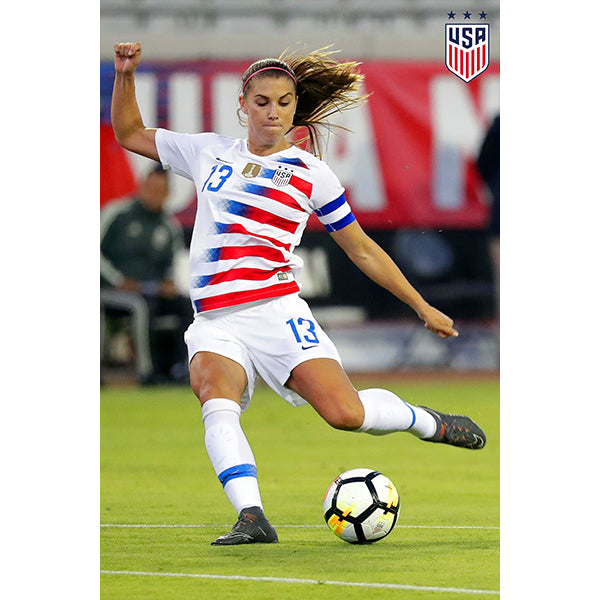Usa Alex Morgan Poster Soccer Wearhouse