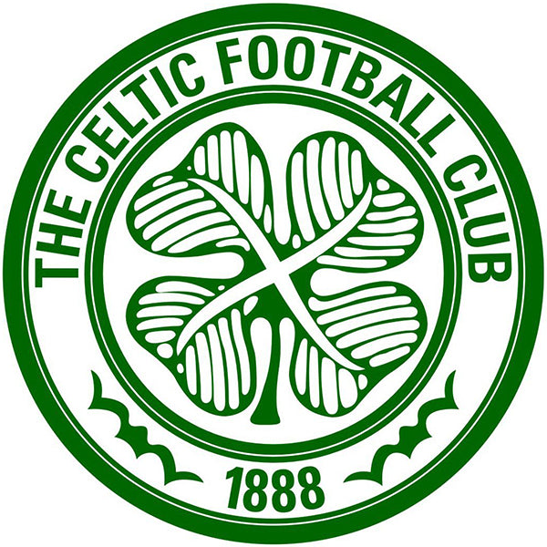 Celtic FC Decal (4x4 inches)