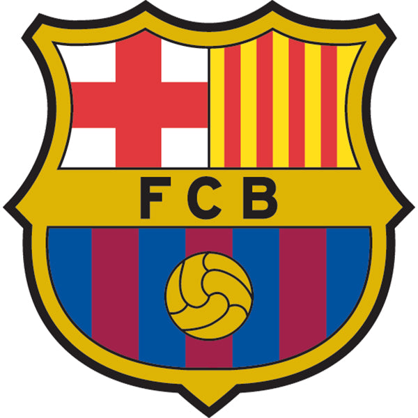 FC Barcelona Decal (4x4 inches)