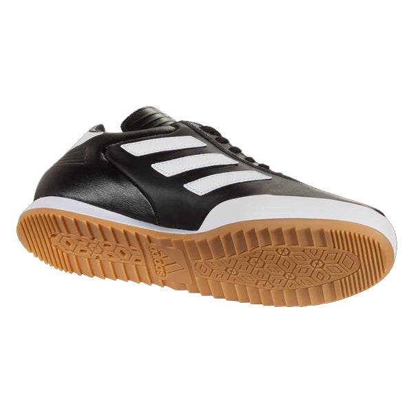 fff832e3649 adidas Copa Super IC Indoor Soccer Shoes (Black White Gold) – Soccer  Wearhouse