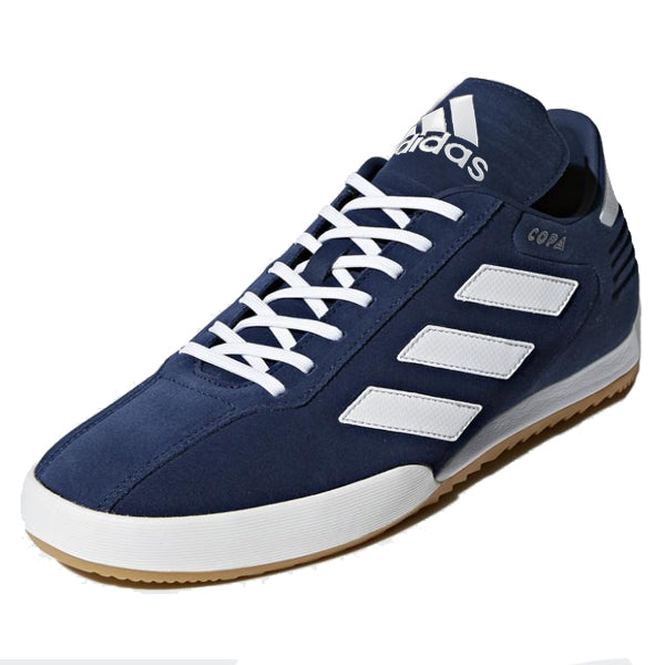 newest collection 748a5 ac86f adidas Copa Super IC Indoor Soccer Shoes (Collegiate NavyWhite) – Soccer  Wearhouse