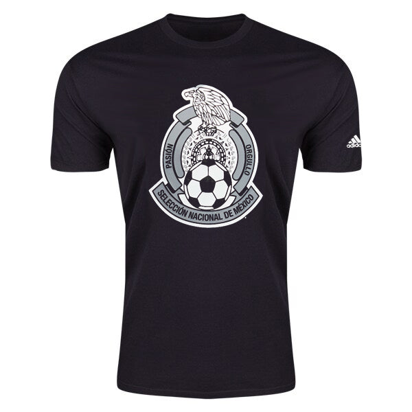 adidas Mexico Crest To Go Tee (Black)