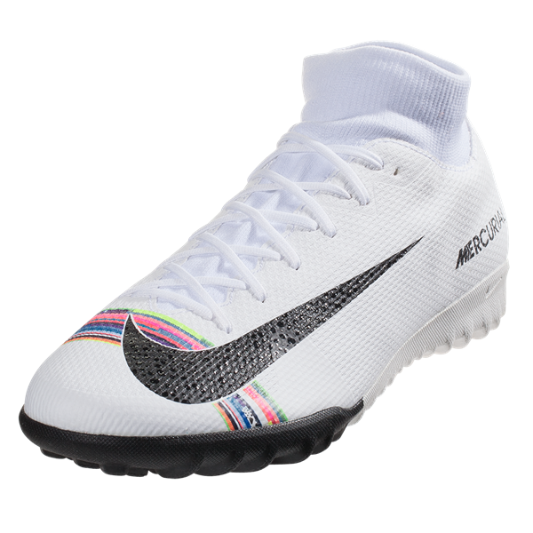 Nike SuperflyX Academy TF (White/Multi Color)