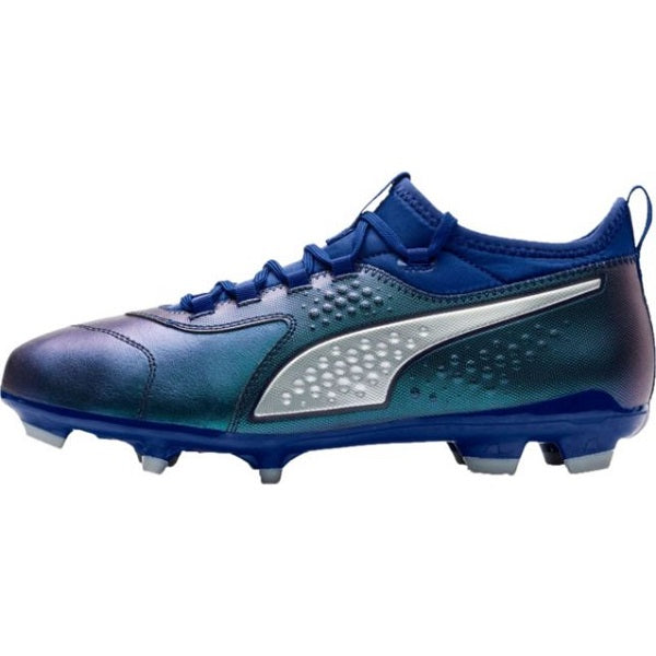 Puma One 3 Leather FG (Sodalite Blue)