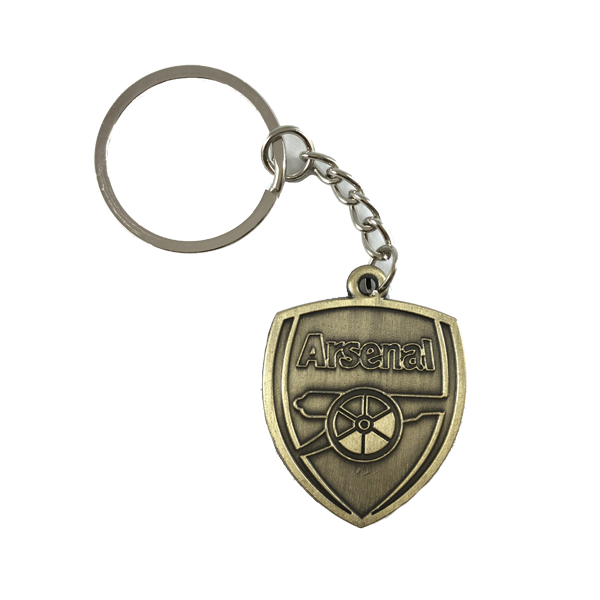 Arsenal Metal Keychain