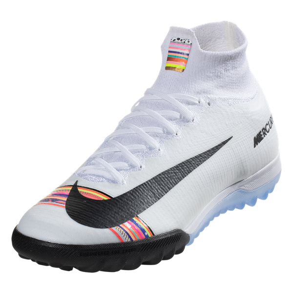 Nike Mercurial Superfly X 6 Elite TF (Pure Platinum/Multi-Color)