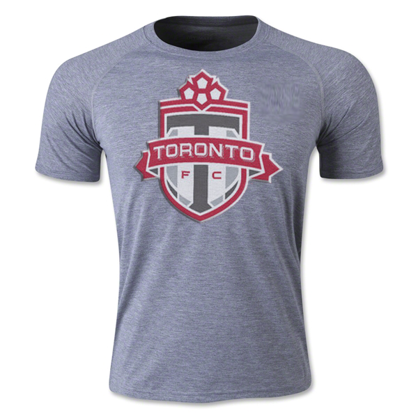 adidas Toronto FC Heather Originals Vintage Tri-Blend T-Shirt (Gray)