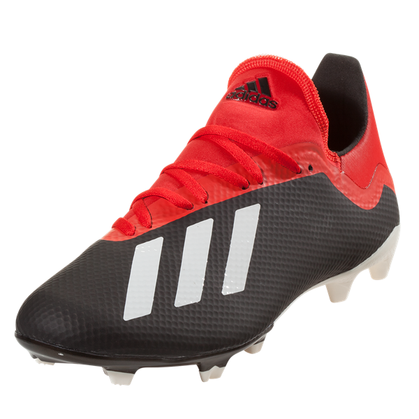 adidas X 18.3 (Core Black/Active Red)