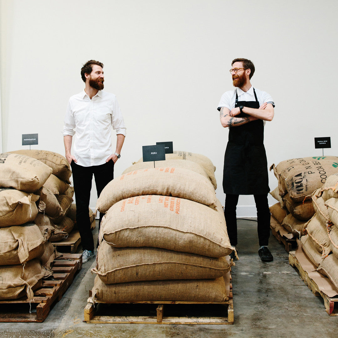 Mast Brothers Chocolate About Us
