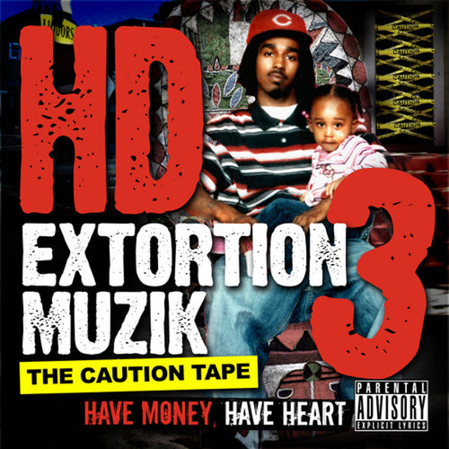 Extortion Muzik Vol. 3