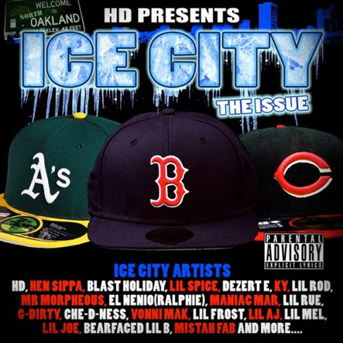 Ice City: ABC The Issue