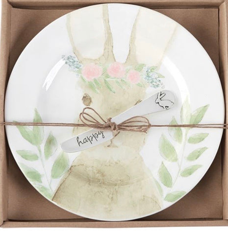 Easter Happy Plate