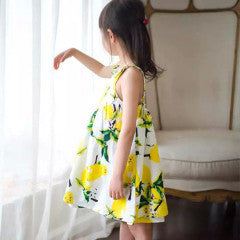 Lemony Goodness Dress