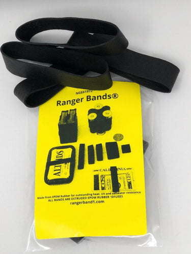 Ranger Bands® 10 Exx LG Made From EPDM Rubber Survival & Strapping Gear  USA  NGE61972 ™