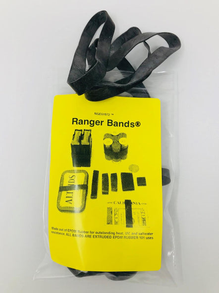 Ranger Bands® 12X Large Heaver Compound from EPDM Rubber for Survival, Emergency Tinder and Strapping Gear of Various Sizes Made in the USA NGE61972