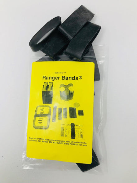 Ranger Bands® 18 EX LG Made From EPDM Rubber Survival & Strapping Gear  USA  NGE61972 ™