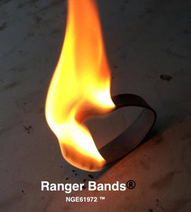 Ranger Bands® BIG Mix 27-pack Made in USA of EPDM Rubber Heavy Duty Survival Gear